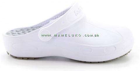 Babuche Profissional Soft Plus - Branco