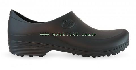 Sapato Antiderrapante para Terrenos Arenosos Sticky Shoe JOB Man - Preto