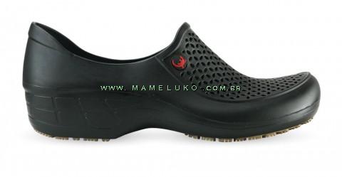 Sapato Sticky Shoe Woman Ventila - Preto