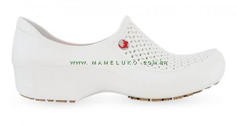 Sapato Sticky Shoe Woman Ventila - Branco