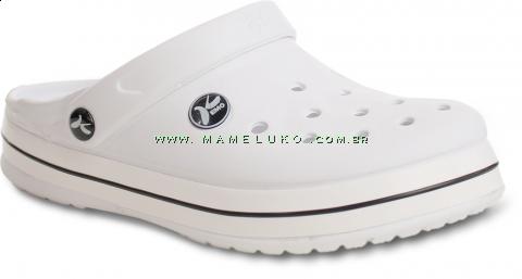 Babuche Kemo Sport Iate II - Branco