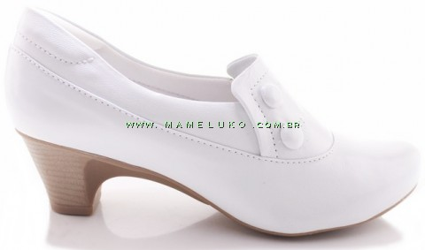 Sapato Neftali 4707 - Branco
