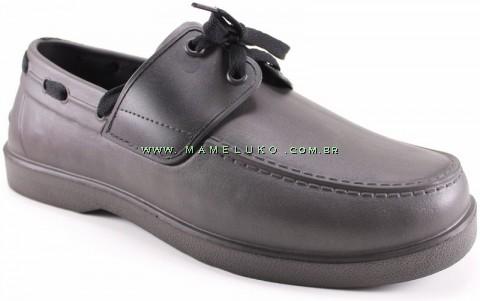 Sapato Kemo Dockside - Preto