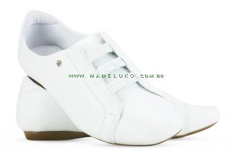 Sapato em Couro Neftali 20004 - Branco