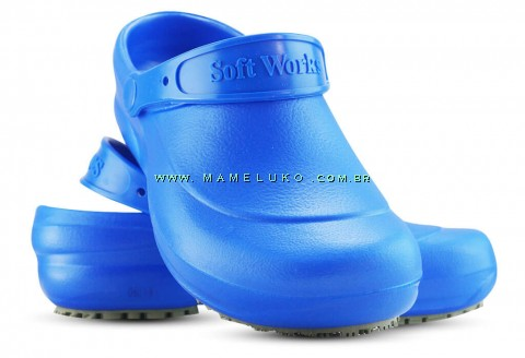 Soft Works - Azul Royal