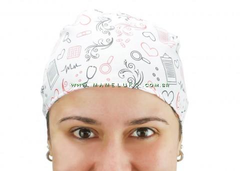 Bandana Cirúrgica - Esteto Love Band-aid