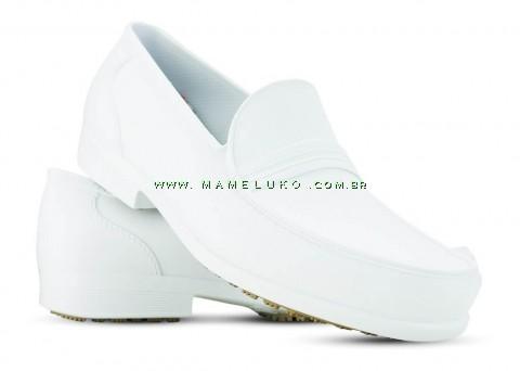 Sticky Shoe Social Man Fosco - Branco