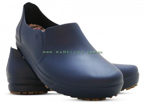 Sticky Shoes Woman Tênis Antiderrapante - Azul Marinho