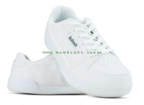 Tênis Kolosh C1662 SEDAH - Branco