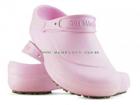 Soft Works - Rosa Bebê