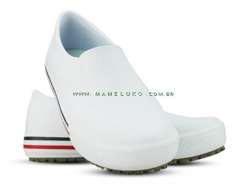 Tenis Profissional Iate Works II - Branco