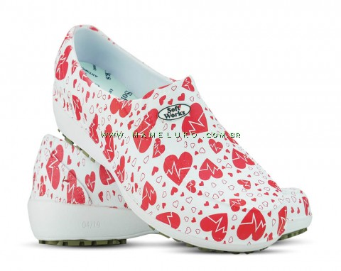 Sapato Lady Works - Eletro Coração