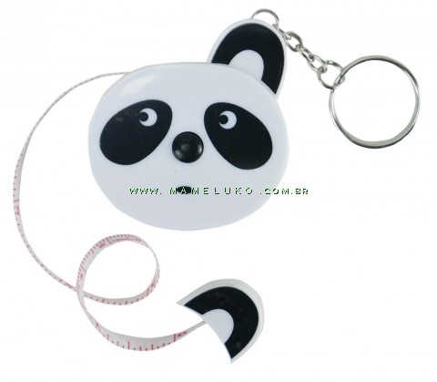 Fita Métrica 1,50m Panda - Branco