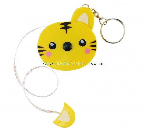 Fita Métrica 1,50m Tigre - Amarelo