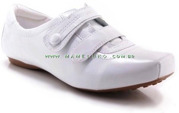 97abff1b9a Sapato Neftali 2056 - Branco por R 194