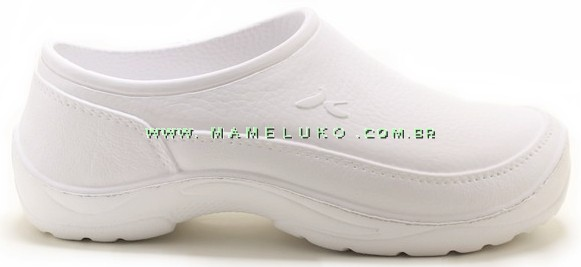 c423334cad37d Sapato Kemo Profissional 5 - Branco por R 74,90