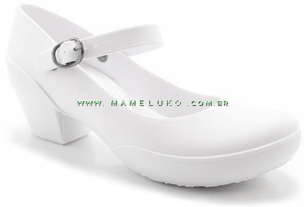 d6350914d Sapato Boa Onda Galicia - Branco por R$74,90 na Mameluko