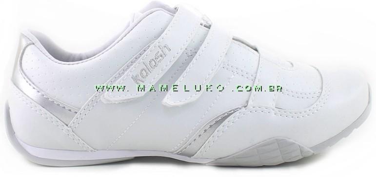 482d1b3c352 Tênis Kolosh K9352 Duplo Velcro - Branco