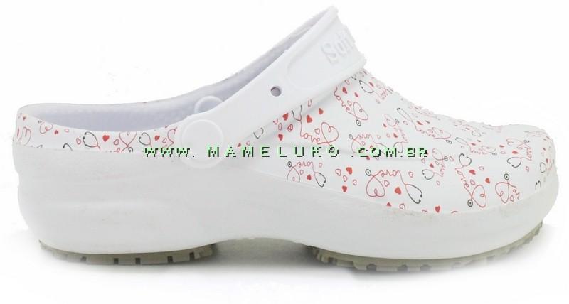 db616913fc Sapato Profissional Soft Works Est Branco Est na Mameluko