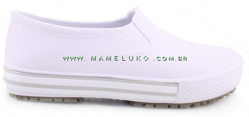 3f560ed098 Tenis Profissional Iate Works II BB80 - Branco (Revirão Bege)