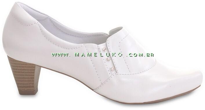 2bef91c409 Sapato Neftali 5047 - Branco por R 164