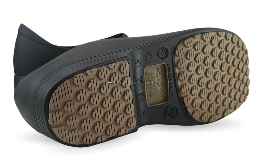 ... Sapato Antiderrapante Sticky Shoe Go Cook Man - Talheres ... 89020c2b79