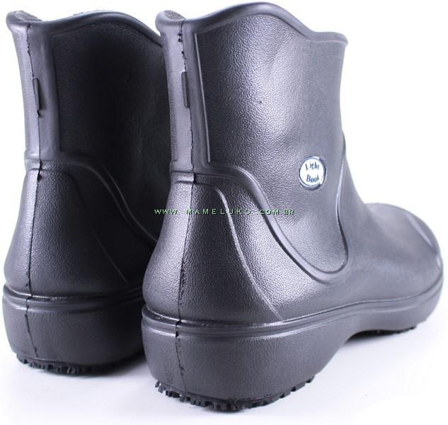 8c50009da7131 Bota Impermeável Light Boot - Preto por R$84,90