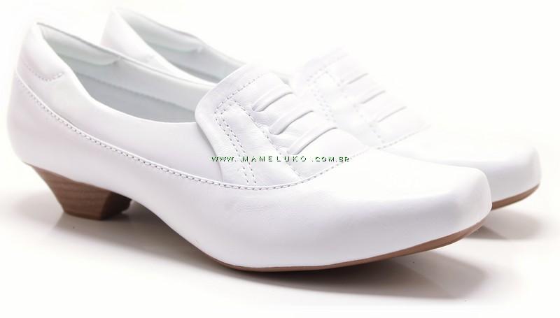 855a91c2d Sapato Neftali 3513 - Branco por R$179,90 na Mameluko
