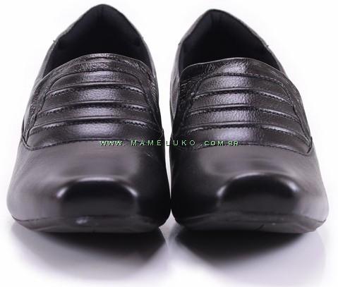 4c71891cb Sapato Neftali 4015 - Preto por R$169,90 na Mameluko