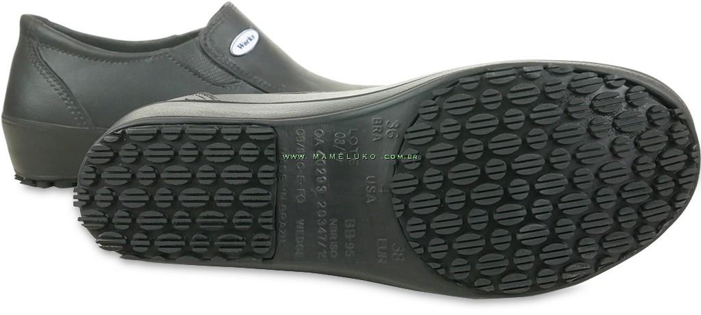 85252d670 Sapato Soft Works Lady - Preto por R$74,90 na Mameluko