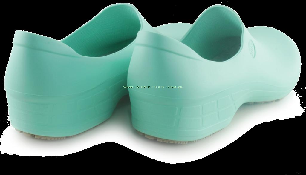 bc8246164 Sticky Shoe Woman Antiderrapante - Verde Hosp na Mameluko