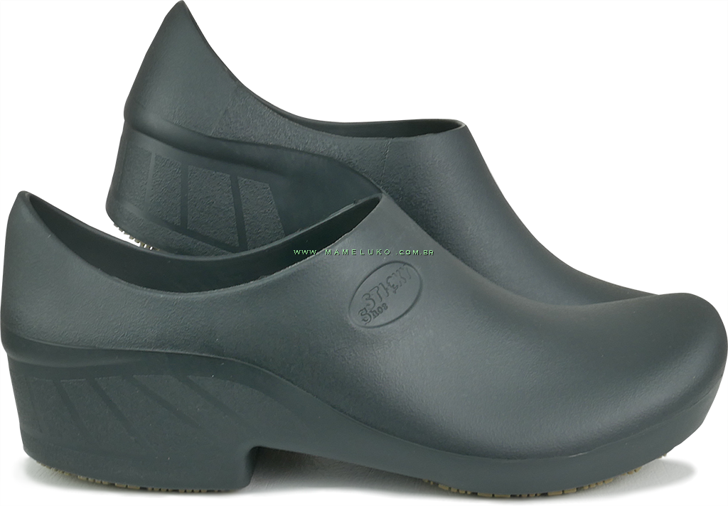 772e3bba2 ... Sapato Antiderrapante Sticky Shoe SMART - Cinza Escuro ...