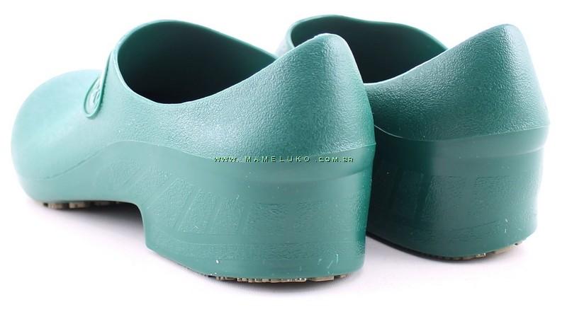 4970011e5 ... Sapato Antiderrapante Sticky Shoe 2 - Verde ...