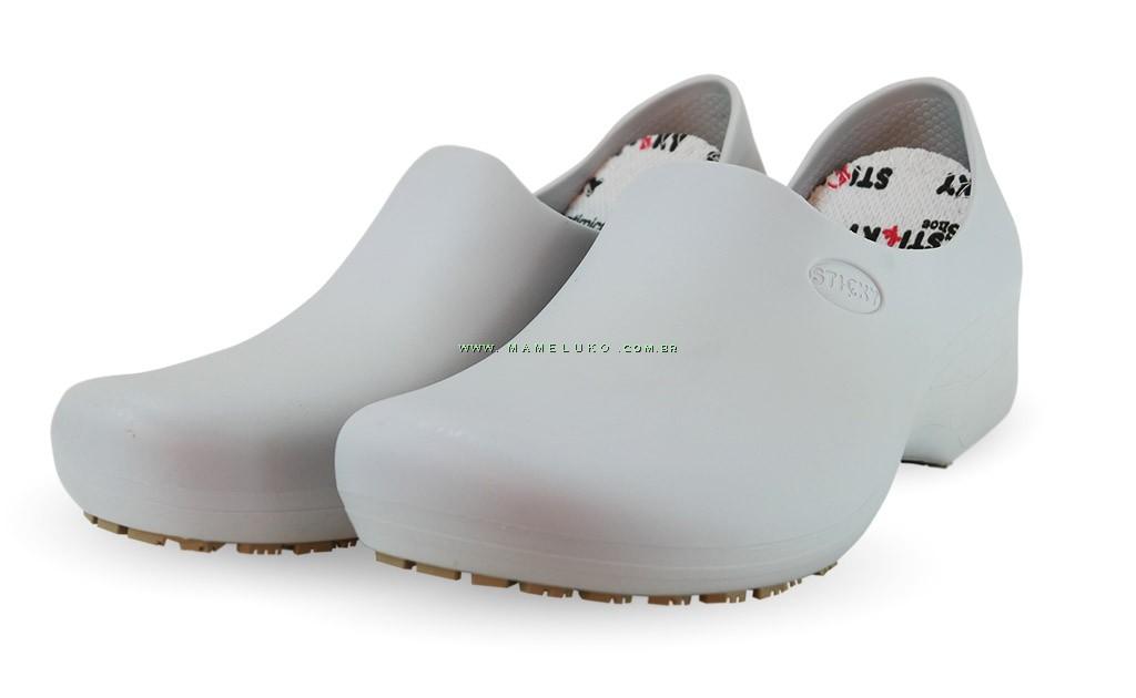 95c686bad8311 Sticky Shoe Woman Antiderrapante - Cinza Clar na Mameluko