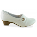 Sapato Neftali 4090 - Branco