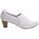 Sapato Neftali Scarpin 5048 - Branco