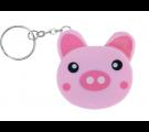 Fita Métrica 1,50m Porquinho - Rosa
