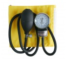Esfigmomanômetro Aneróide - Amarelo