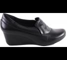 Sapato Anabela Neftali 4156 - Preto