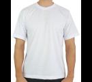 Camiseta Lisa Unissex - Branca