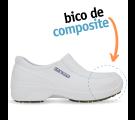 Soft Works com BICO DE COMPOSITE - Branco