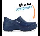 Soft Works com BICO DE COMPOSITE - Azul Marinho