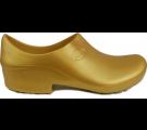 Sapato Antiderrapante Sticky Shoe SMART - Dourado