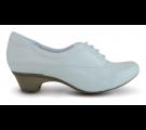 Sapato Neftali Salto Alto 4096 - Branco