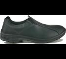 Sapato Profissional Marluvas Elegance Service Microfibra - Preto