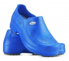 Sapato Profissional Soft Works II Estampado - Área da Saúde - Azul Royal