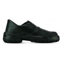 Sapato Elástico SEM BICO - Preto