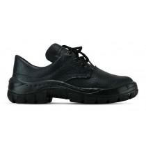 Sapato de Amarrar COM BICO - Preto