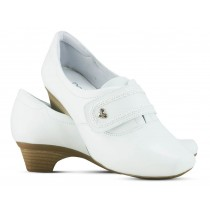 Sapato Neftali 40011 - Branco - Pin Coração