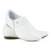 Sapato Neftali 20010 - Branco - Pin Coração